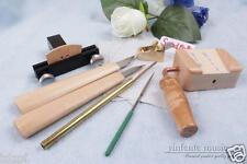 violin tools Brass Planes violin bridge knife clamp needle file sand paper #319