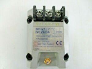 BENTLY NEVADA 3300 PROXIMITER SENSOR 3301100-90-01