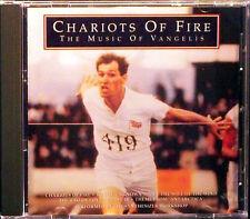 Music Of Vangelis-Chariots Of Fire [IMPORT] by Vangelis (Feb-1998, Castle)