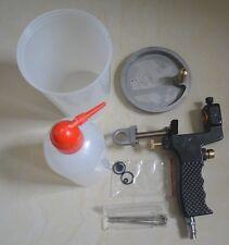 Fiberglass Gelcoat Dump Spray Gun Resin Spray Nozzle Tool Kit