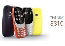 Nokia 3310 New Unlocked- Grey