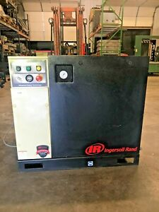 Ingersoll Rand UP6-5-125 Rotary Screw Air Compressor, 5 HP, 125 PSI  # 11556