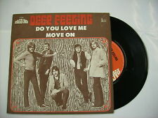 "DEEP FEELING - DO YOU LOVE ME - 7"" VINYL EXCELLENT CONDITION FRANCE 1970"