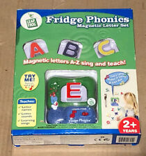 Leap Frog Fridge Phonics Magnetic Letter Set Excellent Pre-owned Condition!