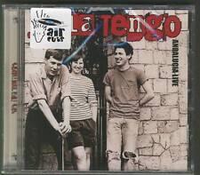 YO LA TENGO Andalucia Live CD ALBUM SEALED FREEPOST WORLDWIDE