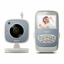 iNanny NM288 Digital Video Baby Monitor with 2.4-Inch LCD Display and Wi-Fi View