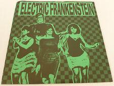 """Electric Frankenstein - Get off my back   US AMBER VINYL 7"""""""