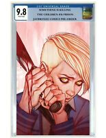 CGC 9.8 SOMETHING IS KILLING THE CHILDREN 16 FRISON COVER PREORDER 5/26/21 KEY!