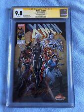 X-Men: Gold #1 (June 2017, Marvel) CGC SS 9.8 J Scott Campbell Exclusive Cover B