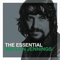 Waylon Jennings - The Essential [CD]