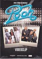 Dvd + Libretto POOH - VIDEOCLIP slipcase nuovo