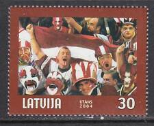 Latvia 2004. World Championship in Ice Hockey. MNH. Pf.**