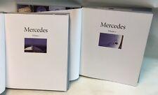 MERCEDES - Volumes 1 & 2 - Comme NEUFS  - SUPERBES