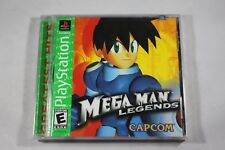 Mega Man Legends 1 (Sony Playstation 1 ps1) NEW Factory Sealed Greatest Hits
