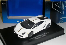 Lamborghini Gallardo LP 550-2 Valentino Balboni weiß in 1:43 v.Autoart