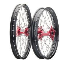 "Tusk Front Rear Wheel Rim Kit 21""-19"" WR250F WR450F YZ125 YZ250 YZ250F YZ450F"