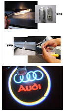 2 MODULES D'ÉCLAIRAGE À LED PROJECTIVE LOGO AUDI POUR AUDI A1 A3 A4 A5 A6 A7 A8