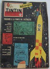 JOURNAL TINTIN N°547 VAILLANT/JARI/JACOBS 1959 BON ETAT