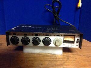 Shure Professional Microphone Mixer Model M67