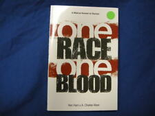 ONE RACE ONE BLOOD A Biblical Answer to Racism 978-0-89051-601-0 BOOK