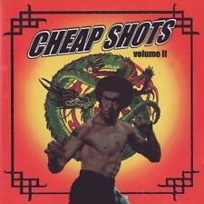Cheap Shots 2 (1996) No Fun At All, Home Grown, 59 Times The Pain, Millen.. [CD]