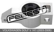 Rear Arm Bushing Right Front Arm For Volkswagen Golf V 1K1 (2003-2008)