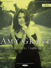 Amy Grant - Greatest Hits, 1986-2004 (Medium Voice Range)