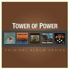 Tower of Power - Original Album Series 5 CD Set 2013 Warner
