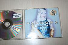 Pandora -Spirit To Win- MCD 3 Tracks sehr rar