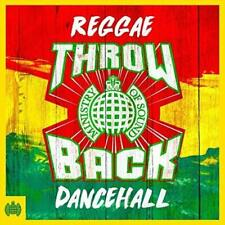 THROWBACK REGGAE DANCEHALL (MINISTRY OF SOUND) [3 CD] NEW & SEALED