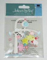 Jolee's by You stickers baby mobile 3D dimensional animals ek success pig cow