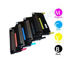 4pk Samsung CLP-310 CLP310 CLP-315 CLP315 CLX-3170 CLX-3175 Toner Cartridge Set