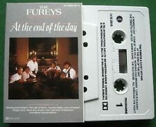 Fureys Davey Arthur The End of the Day Cassette Tape - TESTED