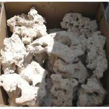 Natural Ocean Rock 25kg Medium Piece Box For Marine Reef & Malawi Tank Alkaline