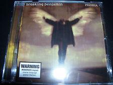 Breaking Benjamin Phobia (EMI Australia) CD - Like New