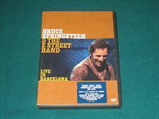 Live In Barcelona (2 Dvd)  Bruce Springsteen e E Street Band