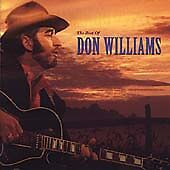 Don Williams - The Best Of (20 Track Collection) (Greatest Hits) CD