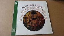 PRAETORIUS CONSORT DANCE MUSIC FROM EUROPE 17th HOLBORNE LABRANZI  ARION LP