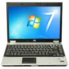 "Hp Elitebook 6930p 14.1"" Intel Core 2 Duo 4gb Ram 250gb Hdd Windows 7 Laptop--"