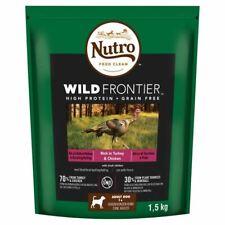 Nutro Dog Dry Frontier Adult Medium Rich In Turkey Chicken Health Meaty 1.5kg