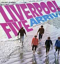 "LIVERPOOL FIVE ""ARRIVE"" ORIG US 1966 M-"