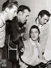 24x36 MILLION DOLLAR QUARTET ELVIS JOHNNY CASH LEWIS PERKINS POSTER