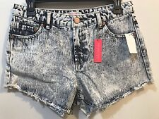 Charlotte Russe Vintage Cheeky Refuge Booty Sexy Shorts In Size 8