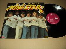 "MINI STAR 33 TOURS LP 12"" FRANCE DISQUE D'OR VLADIMIR COSMA"