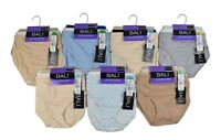 New Bali Women's Luxe Cotton 3 Pack Hipster Underwear  #V741