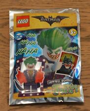 Lego® The Batman Movie Limited Edition Minifigur The Joker inkl. 2 Dynamite Pack