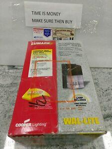 Cooper Lighting Lumark Wal-Lite  HPWM70  Security Light   (#41E