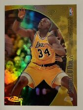 1998 TOPPS FINEST MYSTERY REFRACTOR SHAQUILLE O'NEAL DAVID ROBINSON #M3 NMT/MT