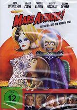 DVD - Mars Attacks - Netter Planet den nehmen wir - Jack Nicholson & Glenn Close
