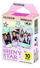 Fujifilm Shiny Star Film Exposures for Instax Mini (Pack of 10) stocking filler